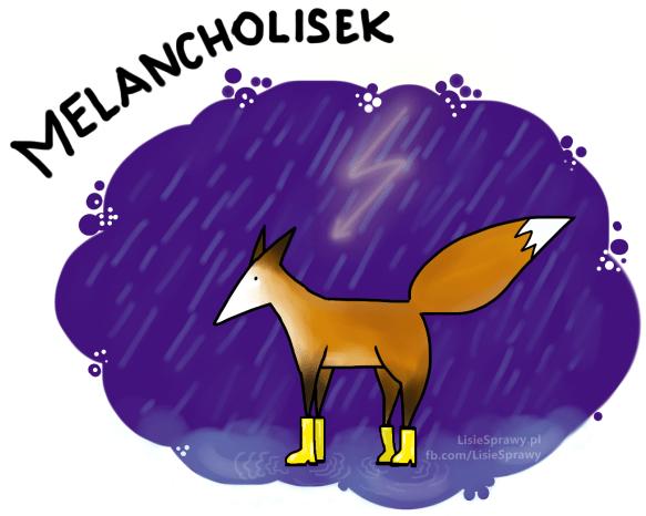 melancholisek